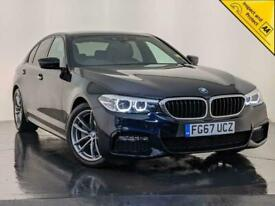 image for 2017 BMW 5 Series 2.0 520d M Sport Auto (s/s) 4dr Saloon Diesel Automatic