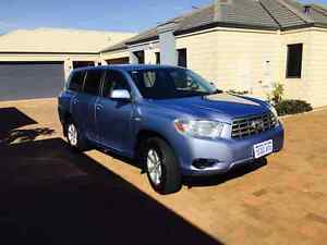 2010 Toyota Kluger Wagon Sale  with car facts report ! Dianella Stirling Area Preview
