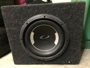 ultimate 10 inch subwoofer