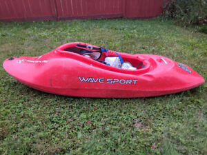 Wave Sport Project X 56 - Red