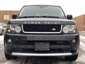 2013 Range Rover Supercharged GT LIMITED EDITION Accident Free