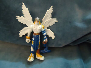 Digimon Angemon official Bandai moving figure