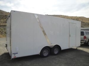 Continental Cargo 8.5' x 20' White Ice V-Series or 24'