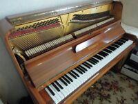 Upright Piano, Steinmetz. £40 Bargain.