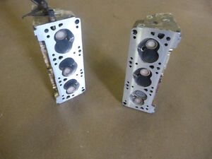 """3.5 """"L"""" Chevy Heads - Machined"""