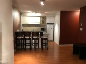 Downtown Vancouver 2 bedroom apartment for rent