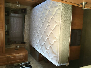 RV full mattress - shorter for RV/trailer/motorhome applicationS