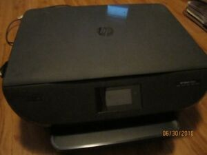 Printer HP ENVY 4450 for Sale . LIKE NEW with ink. REDUCED PRICE