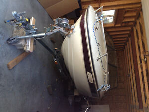 Outboard Motor Boat for Sale