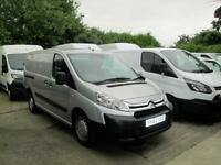 2013 63 CITROEN DISPATCH 2.0 1200 L2 H1 ENTERPRISE HDI 1D 130 BHP DIESEL