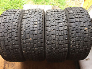 2010 Matrix XR Sport Studded Winter Tires Rims 205 55 R16
