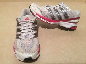 Women's Adidas Mi AdiPrene+ Response Running Shoes Size 7.5 London Ontario image 2