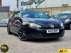 image for 2012 Volkswagen Golf SE TDI BLUEMOTION TECHNOLOGY CONVERTIBLE Diesel Manual