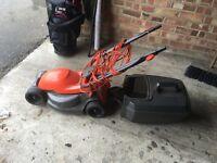 Flymo Lawn Mower!
