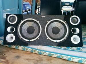 Car audio for sale/trade. Complete system plus extra amp.