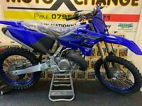2021 YAMAHA YZ 125....0.1 HOURS....EX DEMO BIKE....£5995....MOTO X CHANGE