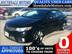 2013 Kia Forte Koup 2.4L SX | Leather | Sunroof | Mint Condition