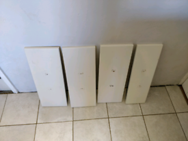 Kitchen Cupboard Doors, Handles and Hinges (Solid Oak) for sale  Norwich, Norfolk