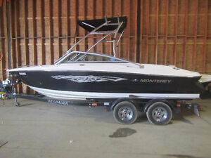 2008 19 ft Monterey For Sale