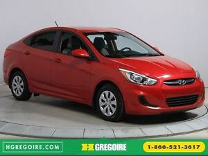 2016 Hyundai Accent SE AUTO BLUETOOTH A/C CRUISE GR.ELEC MP3 CER