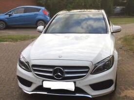 Mercedes c class 220 AMG line