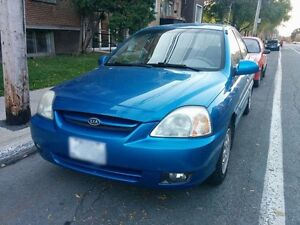 Kia Rio LS 2002 GREAT condition 65000km!