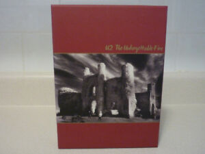U2: THE UNFORGETTABLE FIRE - DELUXE EDITION BOX SET (2-CD + DVD)