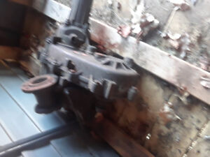 Chevy 4x4 transmission  and transfer  case  1992