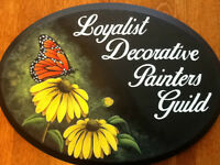 Loyalist Decorative Painter's Guild