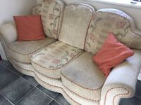 Free to collect-3 seater settee