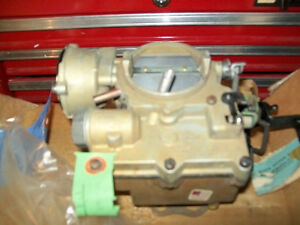 Rochester 2 JET carb, un-used condition, I paid $165US.