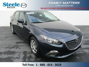 2014 MAZDA MAZDA3 GS-SKY (INCLUDES NO CHARGE WARRANTY)