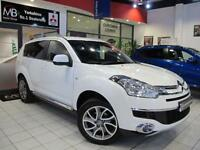 2011 CITROEN C CROSSER 2.2 HDi Exclusive 5dr Auto DCS