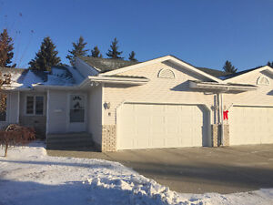 2 bed + 2 den Adult Condo Backing Golf Course in Spruce Grove