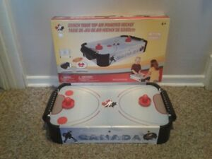 20INCH TABLE TOP AIR POWERED HOCKEY