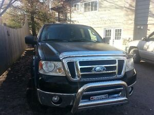 2008 Ford F-150 SuperCrew Pickup Truck