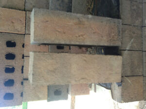 Clay bricks for sale never used