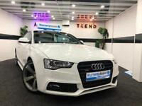 Audi A5 2.0TDI ( 175bhp ) 2012MY Black Edition / 30£ ROAD TAX / 4WD