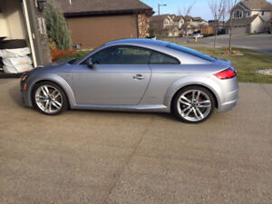 2016 Audi TT 2.0T Coupe (2 door)