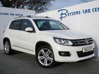 2013 13 Volkswagen Tiguan 4Motion BlueMotion Tech R Line for sale in AYRSHIRE