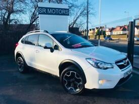 2012 Subaru XV 2.0TD ( 145bhp ) 4X4 SE(ONE PREVIOUS OWNER,FULL HISTORY)