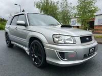 2004 Subaru Forester Sti Sg9 6 speed manual SUV Petrol Manual