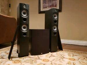 PSB Image HIFI 2.1 Stereo System - Amazing Condition