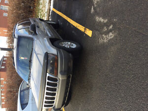 2002 Jeep Grand Cherokee VUS