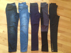 Thyme maternity skinny pants - various models