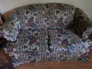 Couch. Love seat
