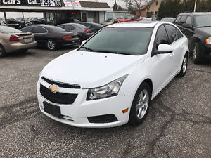 2011 Chevrolet Cruze LT One Owner
