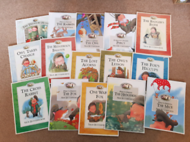 Percy the park keeper books x 15