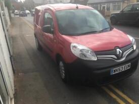 Renault Kangoo Van 1.5dCi Phase II eco2 ML19 dCi 75 Red 2 x Keys 62k Mot 07/19