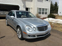 2008 Mercedes-Benz E-550 4 matic